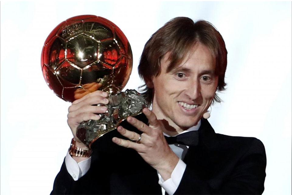 Modric criticizes Ballon d'Or gala snub by Messi, Ronaldo