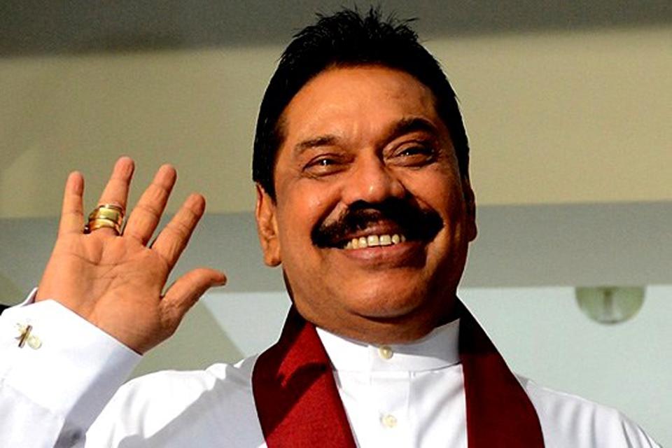 Mahinda Rajapaksa resigns as Sri Lanka's prime minister : reports
