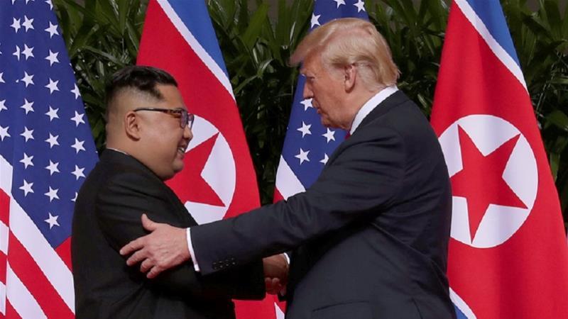 North Korea media says denuclearization includes ending 'U.S. nuclear threat'