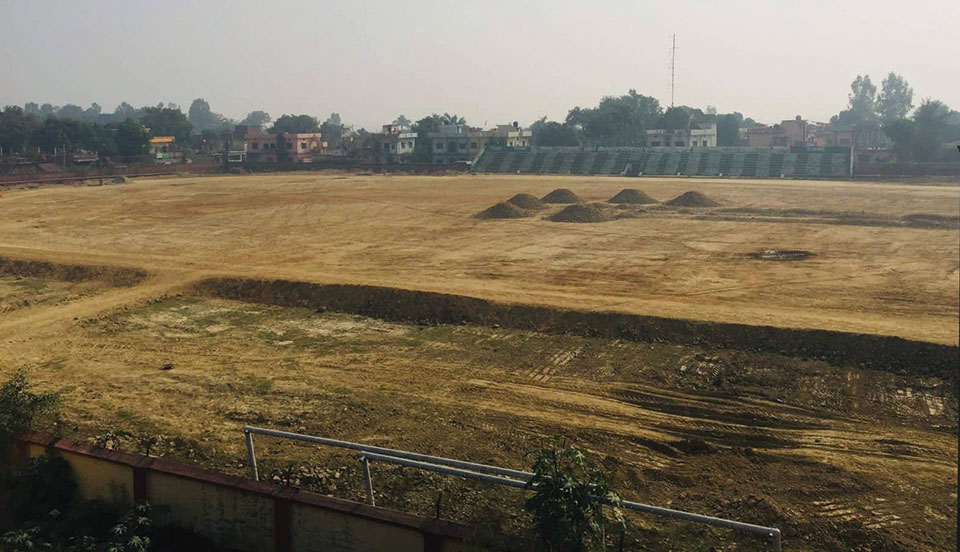Mulpani cricket ground's land acquisition issue resolved