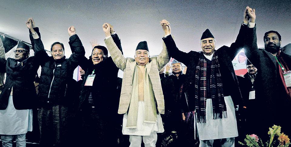 Congress raps govt over 'authoritarian ambitions'