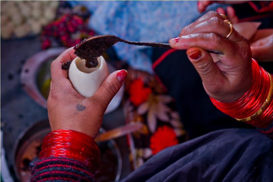 Yomari Punhi and Udhauli celebrations (photo feature)