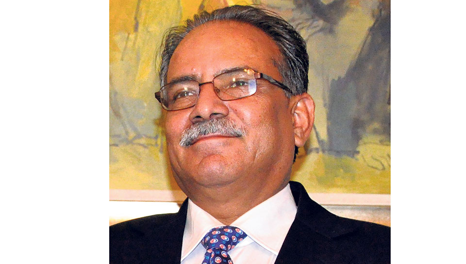 'Monopoly of capitalist big media houses' must end, says Dahal
