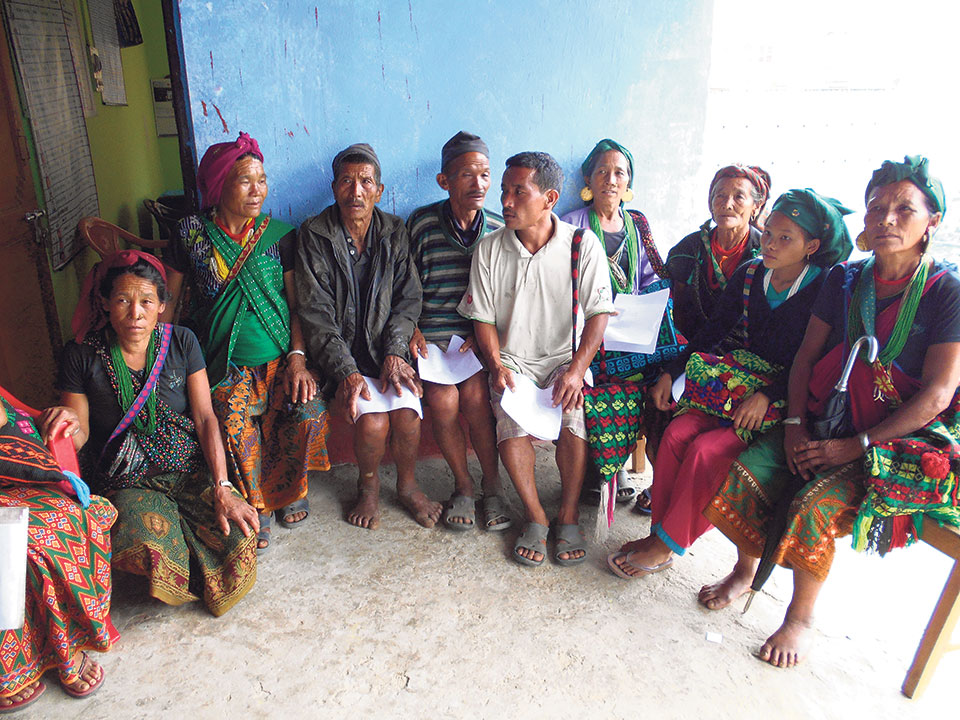 TRC still clueless about Rolpa house massacre