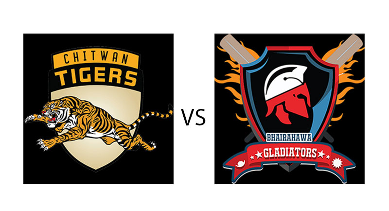 EPL-2018: Bhairahawa Gladiators sets 144-run target for Chitwan Tigers