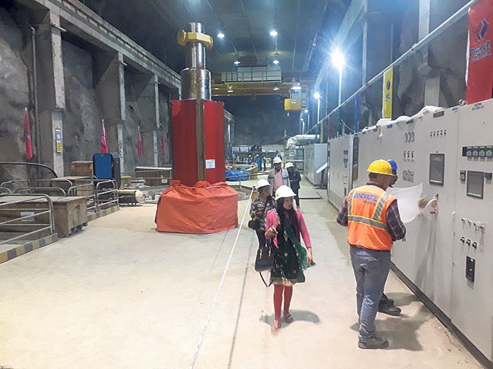 Austrian firm to complete pipe installation in UTHL tunnel