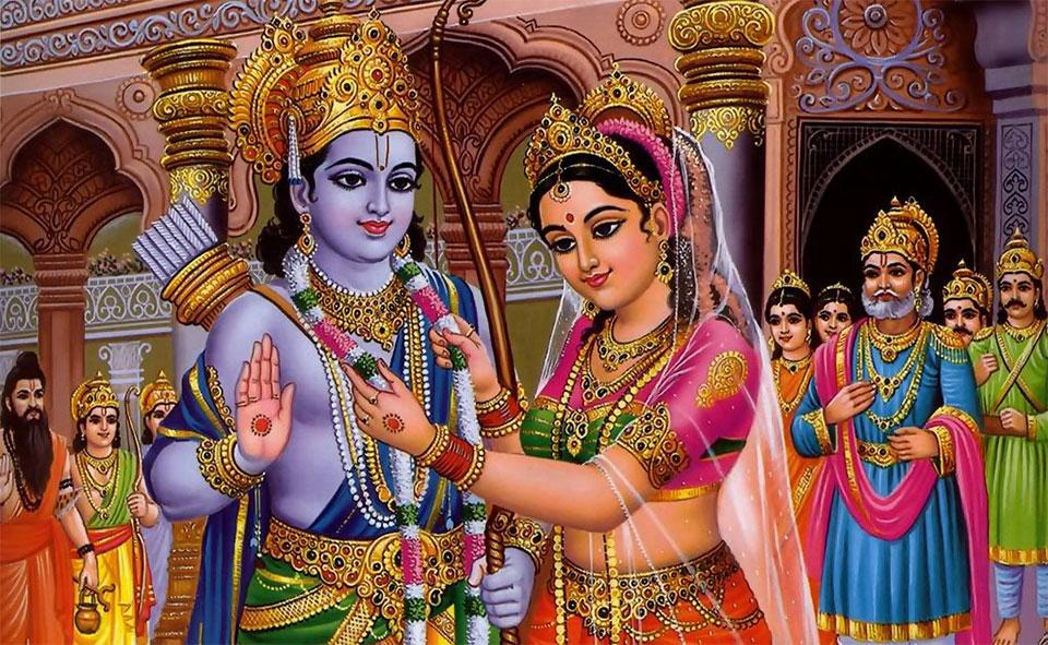 Sitaram Vivah Maotsav fervor grips Janakpurdham