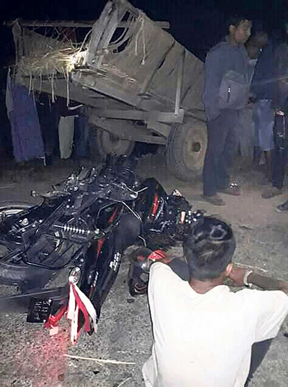 3 killed in two road accidents in Tikapur