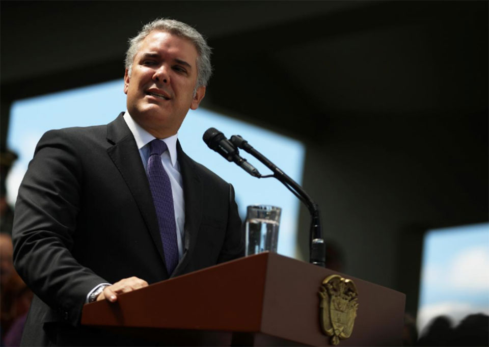 Colombia probing plots against president, arrests Venezuelans: foreign minister