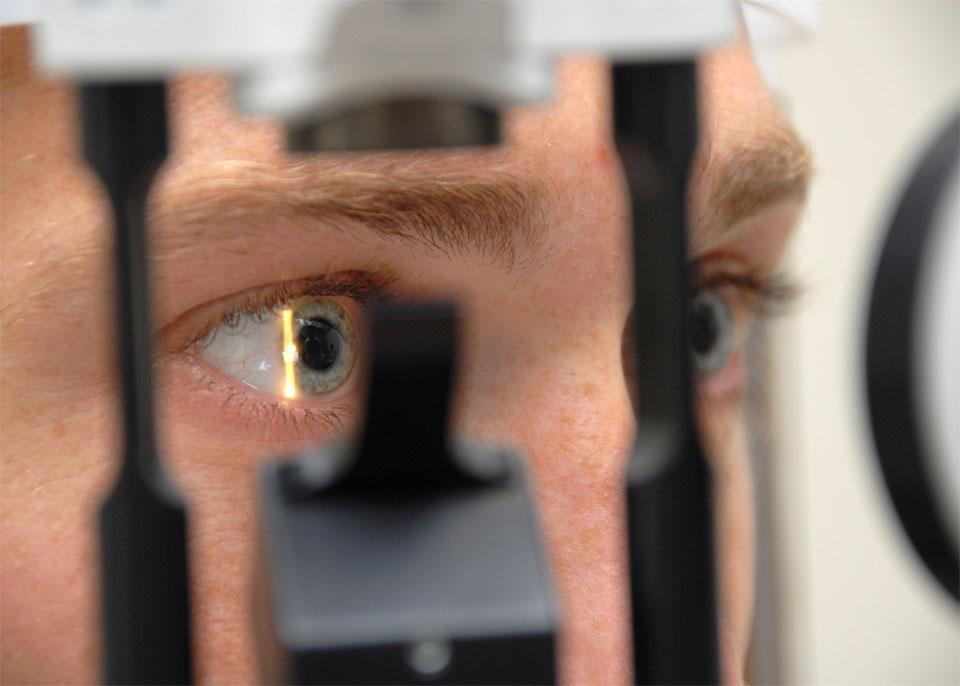 Number of eye patients increasing in Baitadi