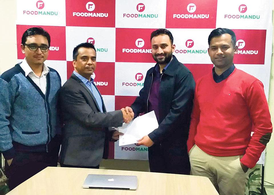 Khalti Teams Up With Foodmandu for Digital Payment