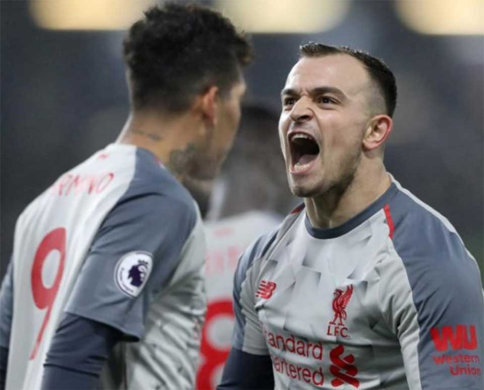 Liverpool stage second-half revival to beat Burnley 3-1