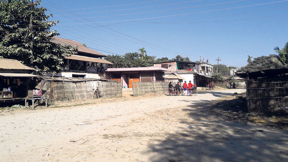 30-meter broad road to be widened to 140 meters, locals warn of protests