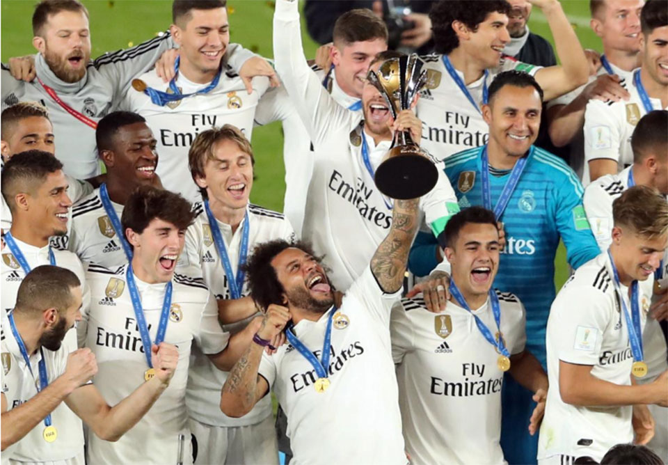 Real Madrid ease past Al Ain for fourth Club World Cup title