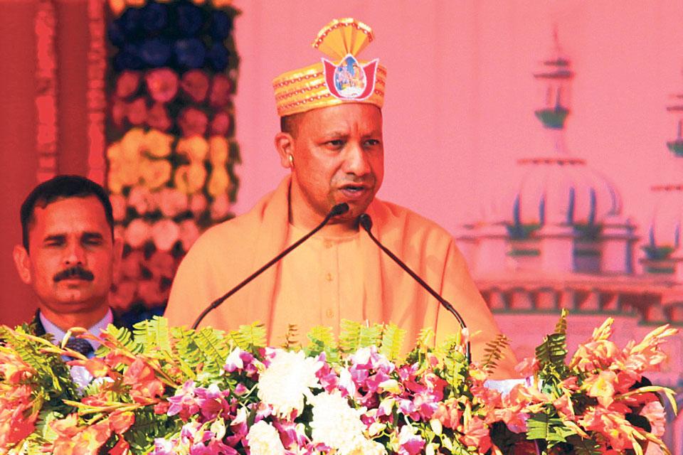 Adityanath focuses on Buddhist Circuit, Ramayana