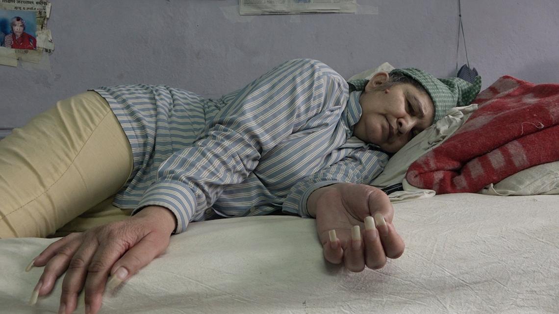 Ganga Maya ends her 45-day-long hunger strike