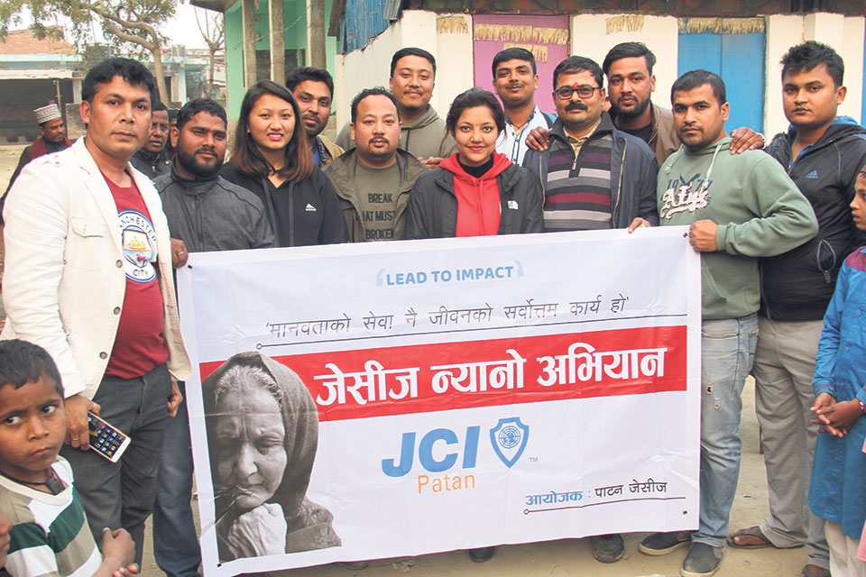 JCI Patan Jaycees concludes Nyano Abhiyan 2018