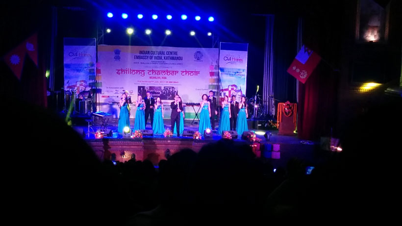 North East Indian cultural performance enthralls Nepalis