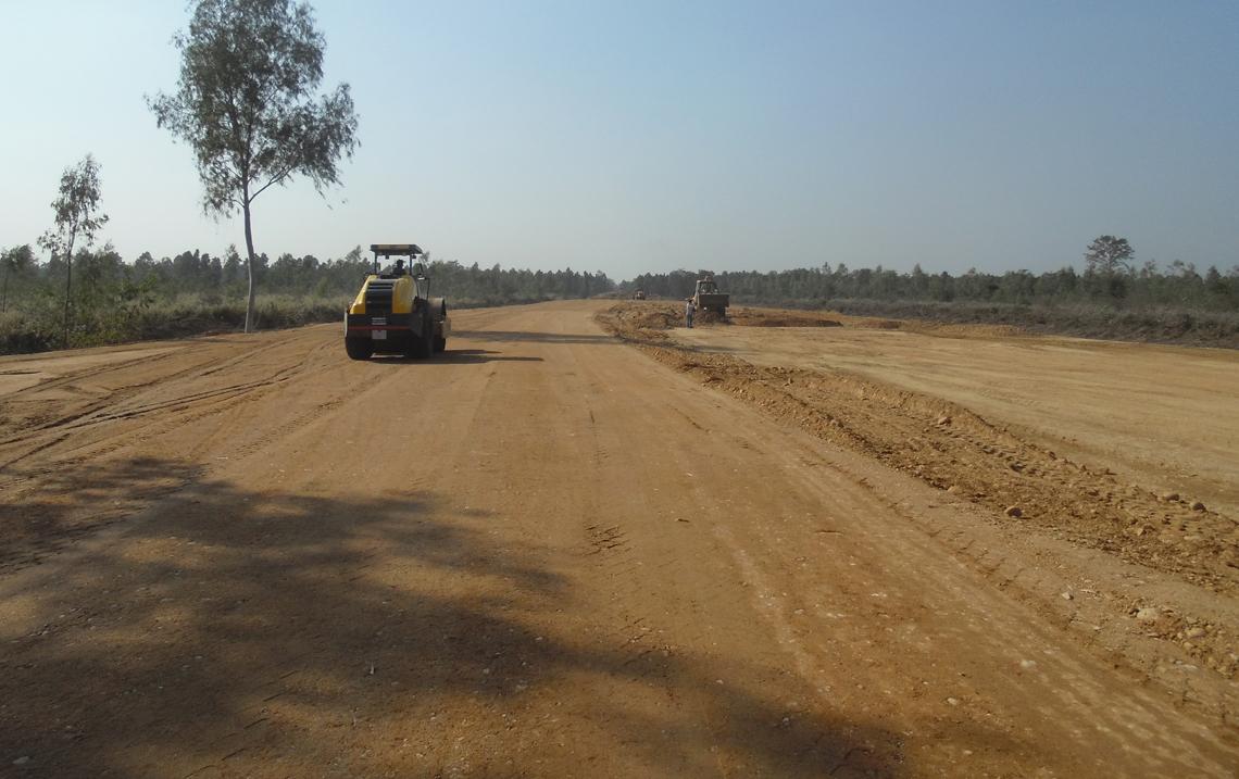 Construction work of Mechi-Mahakali Electric Railways underway