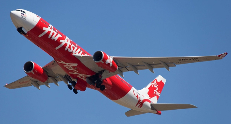 AirAsia aircraft overshoots as dogs appear at TIA runway