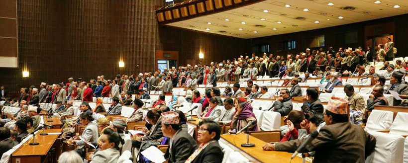 Govt tables constitution amendment bill in parliament (with video)