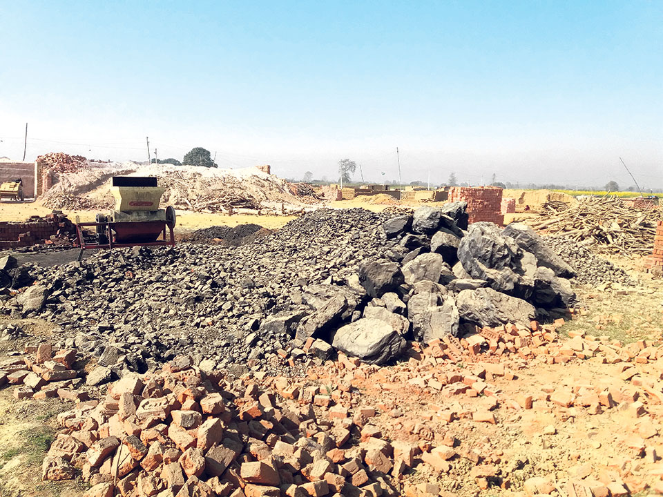 Costlier coal worries brick manufacturers