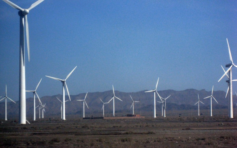 China takes global lead in clean energy