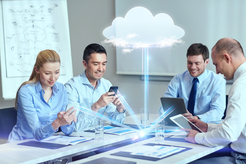 Navigating through cloud services