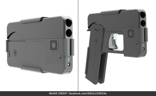 Foldable 'iPhone gun' puts Europe police on alert