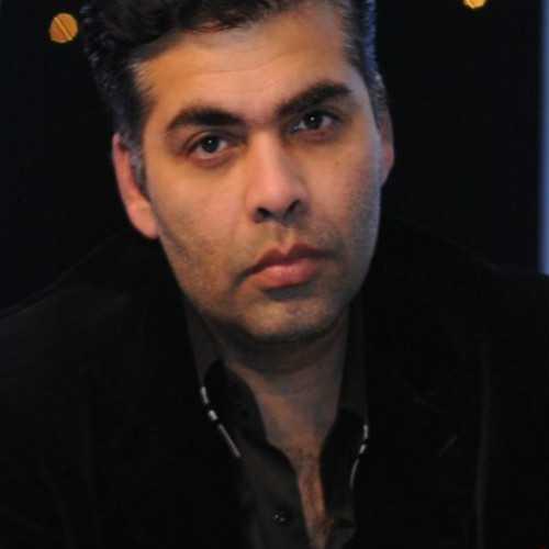 What made Karan Johar cry?