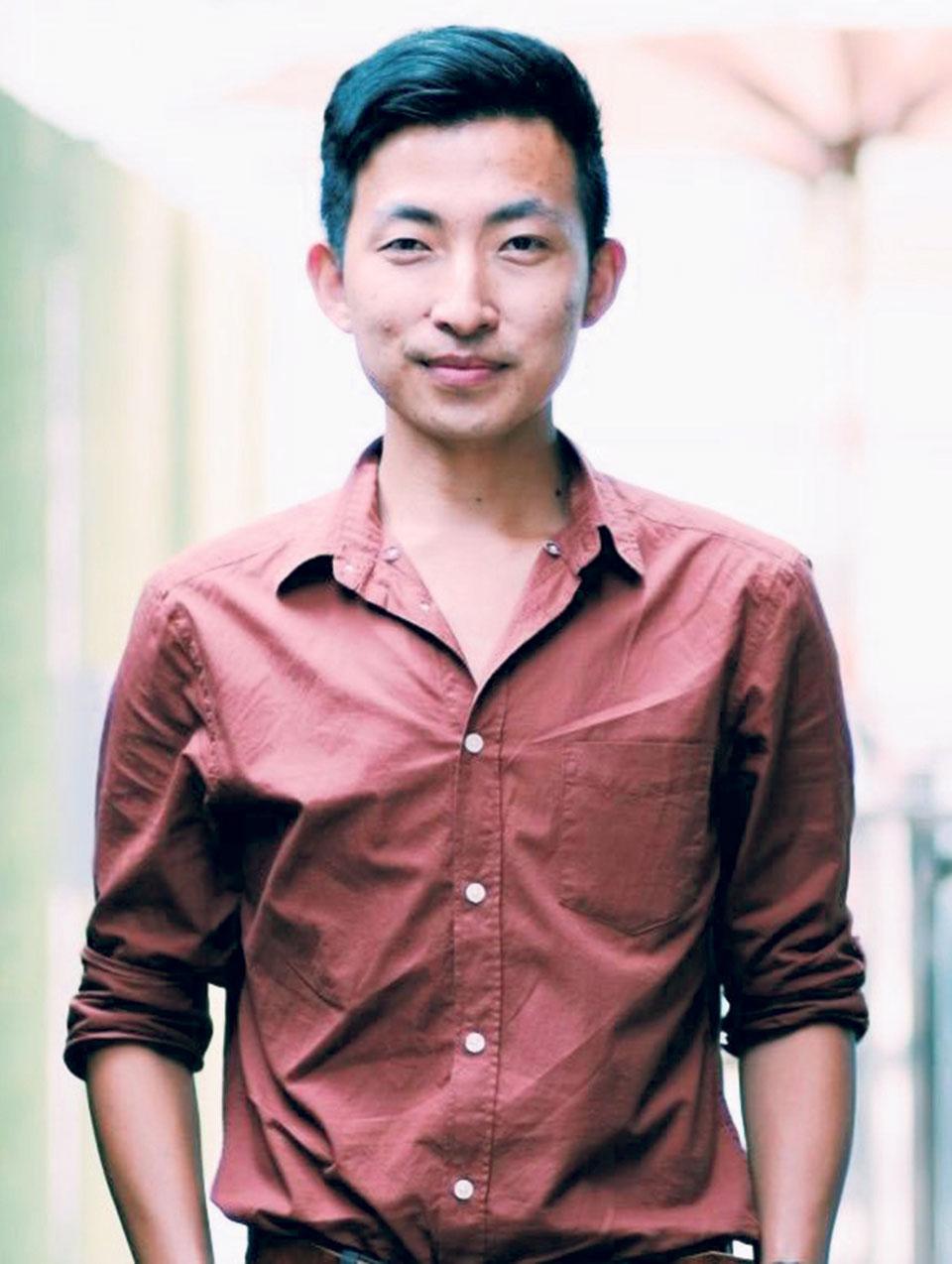 Lex Limbu talks about being gay