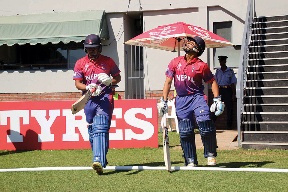 Nepal fancies win against struggling Afghanistan to keep qualification hope alive