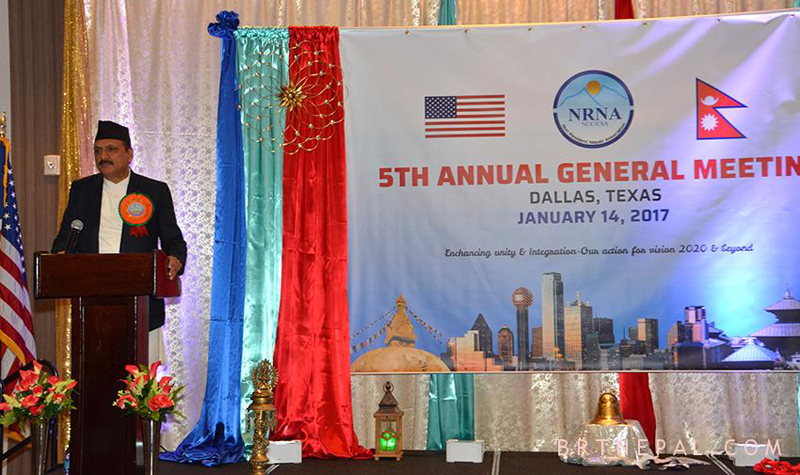 NRNs will get the right to vote: Foreign Minister Mahat