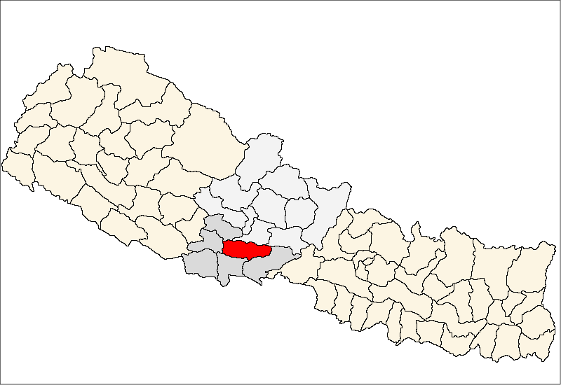 Two killed in Palpa bus fall