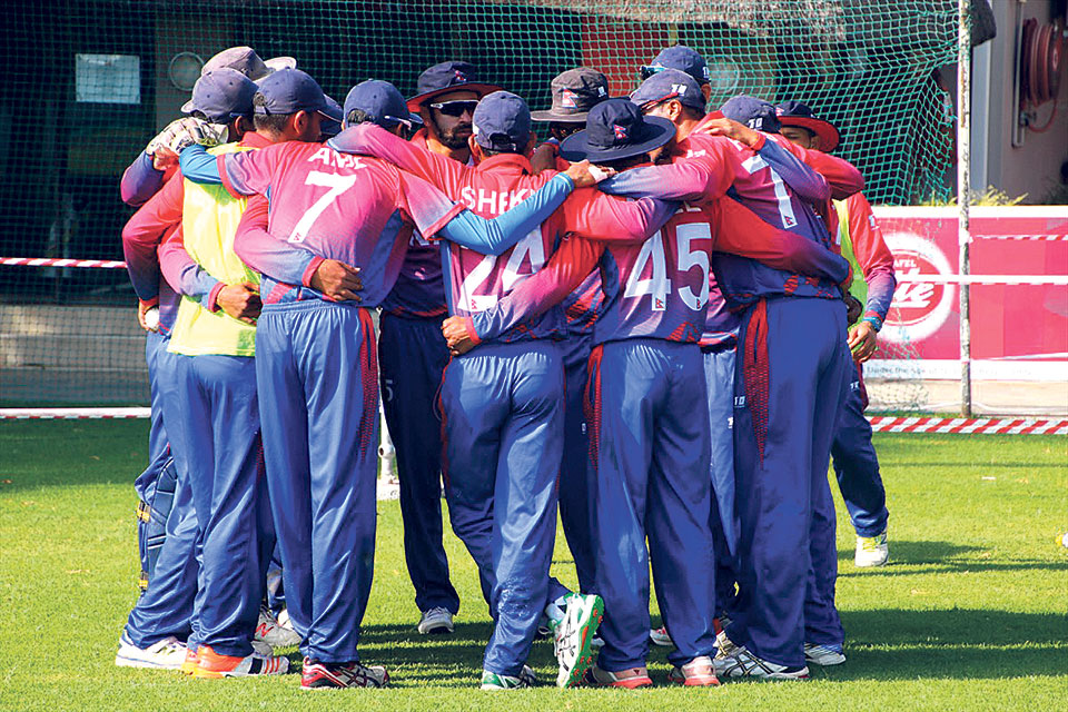 Gritty youngsters propel Nepal to third win