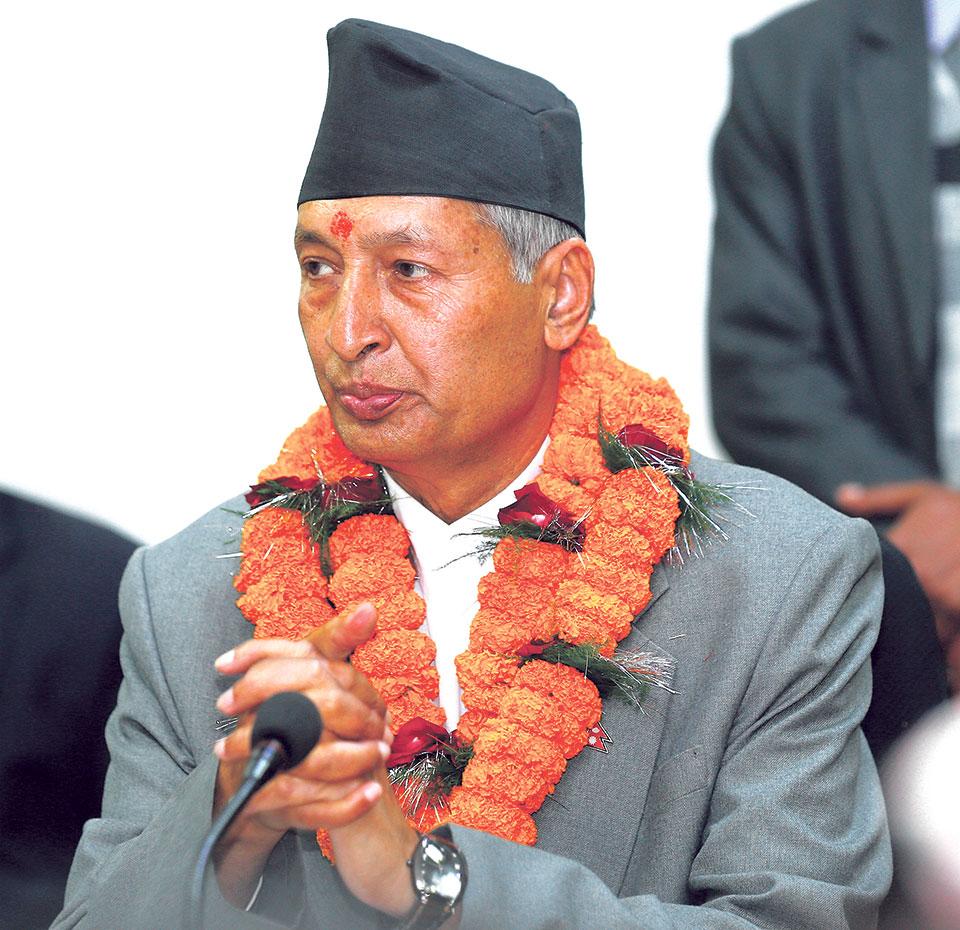 Technocrat Khatiwada heads finance ministry