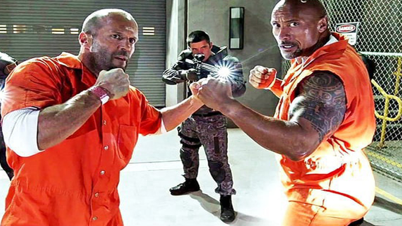 Dwayne Johnson and Jason Statham to star in 'Fast & Furious' spin-off