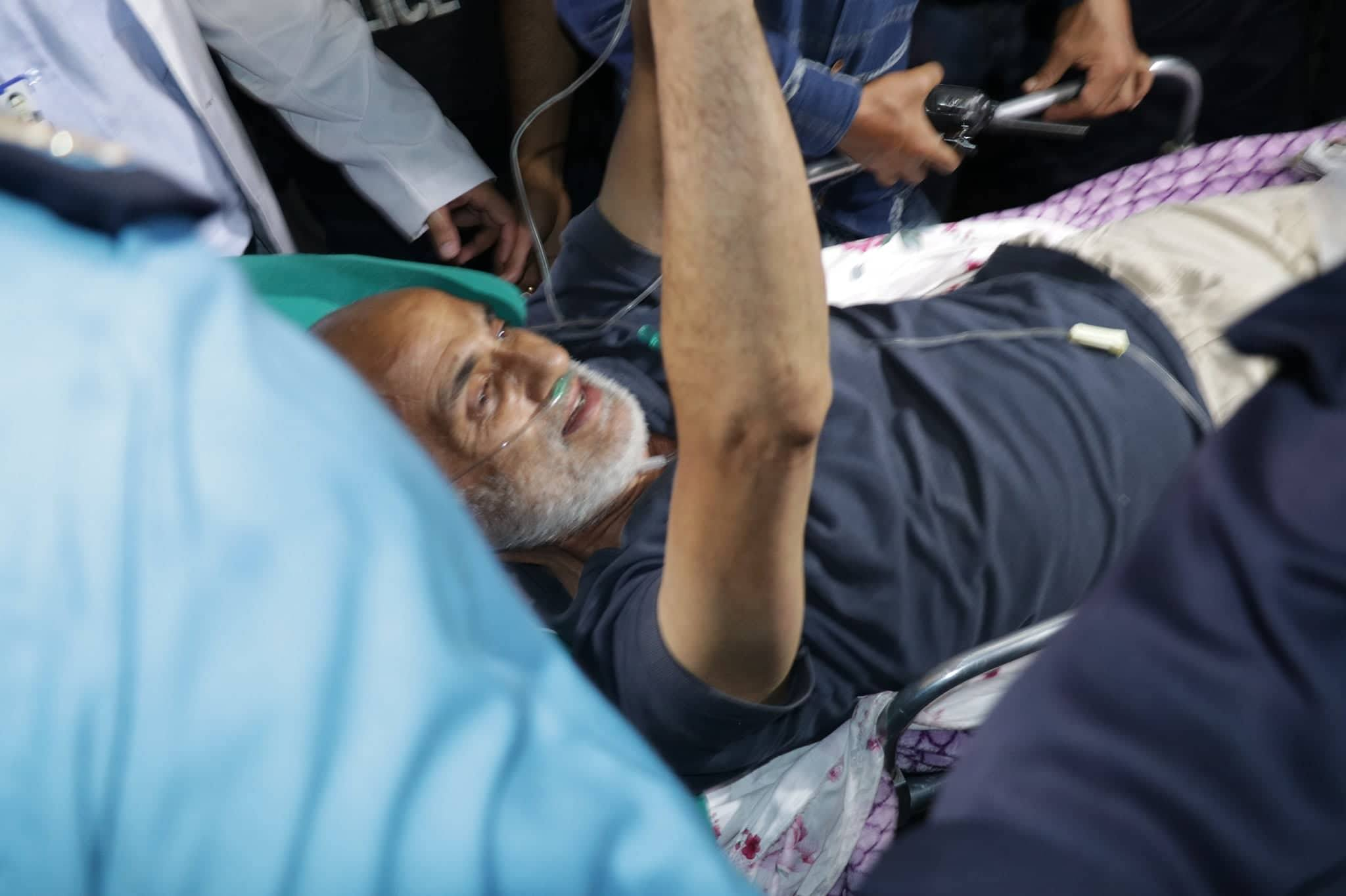 After forced airlift to capital, Dr KC continues fast-unto-death