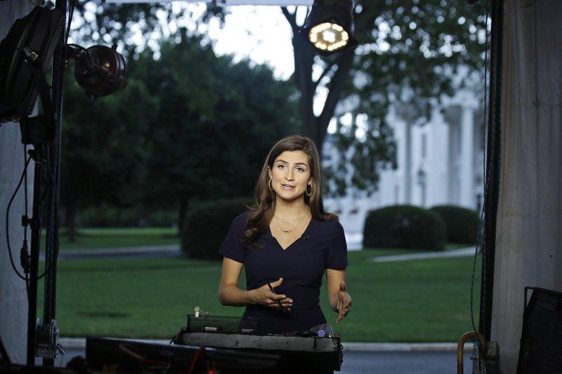 White House bars CNN correspondent from open press event