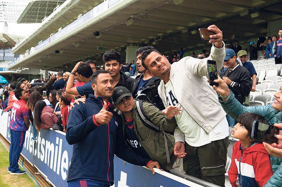 Captain Khadka recalls  tireless journey ahead of landmark match