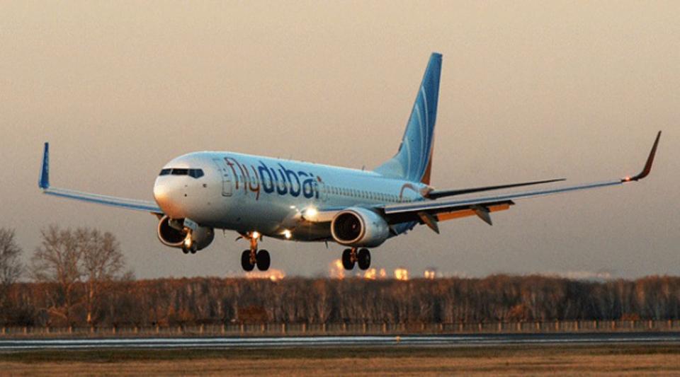 Drunken flydubai captain barred from flying