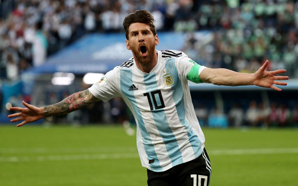 Messi's requests to continue playing for Argentina revealed