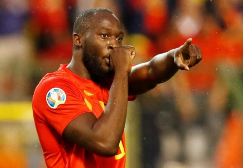 Lukaku undergoing medical ahead of Inter switch