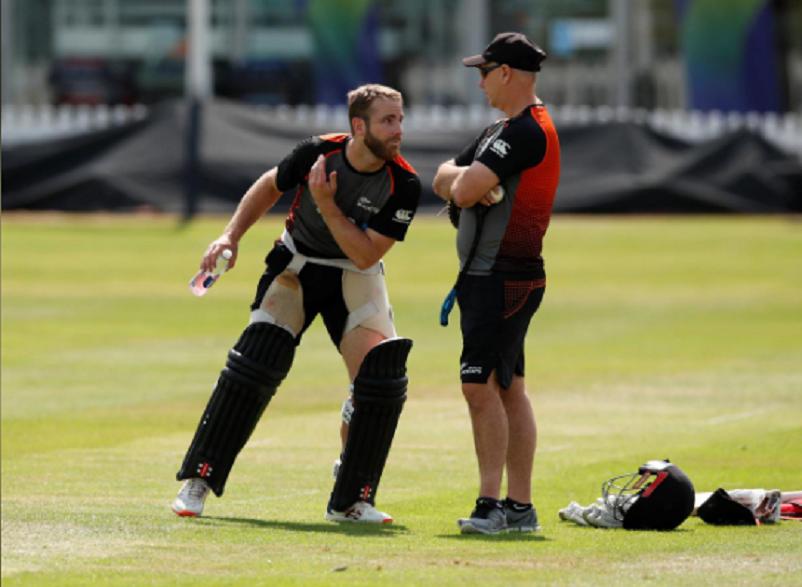 New Zealand bat in Galle after winning toss