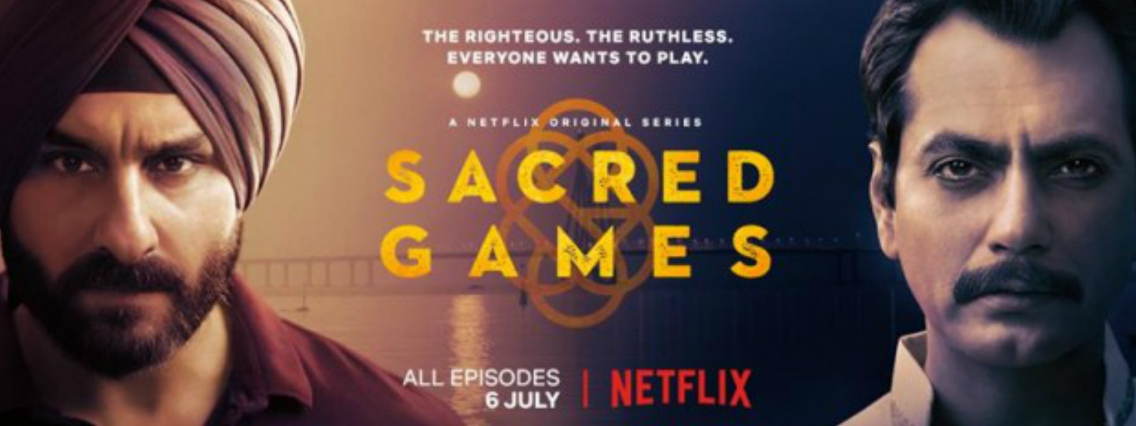 Sacred Games: How India's first Netflix original came together