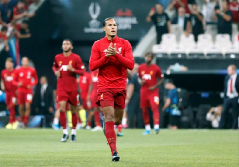 Van Dijk, Messi and Ronaldo vie for UEFA Player of the Year award