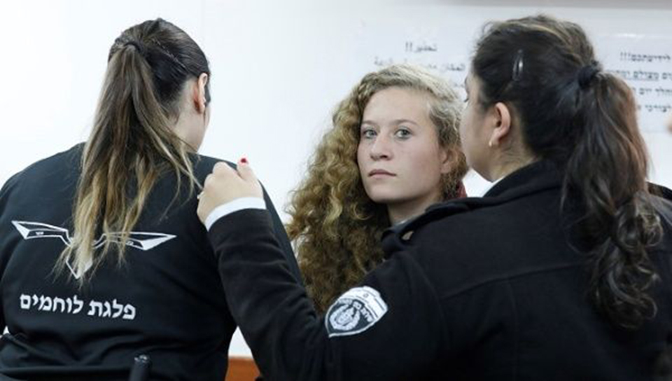 Ahed Tamimi to Be released Sunday, her father claims