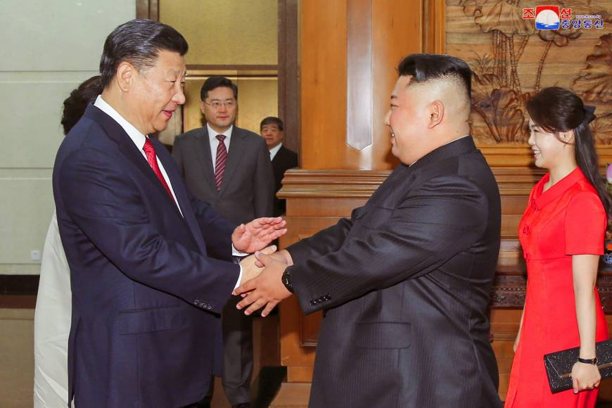 China to invest in North Korea infrastructure; U.N. diplomats say aid would violate sanctions