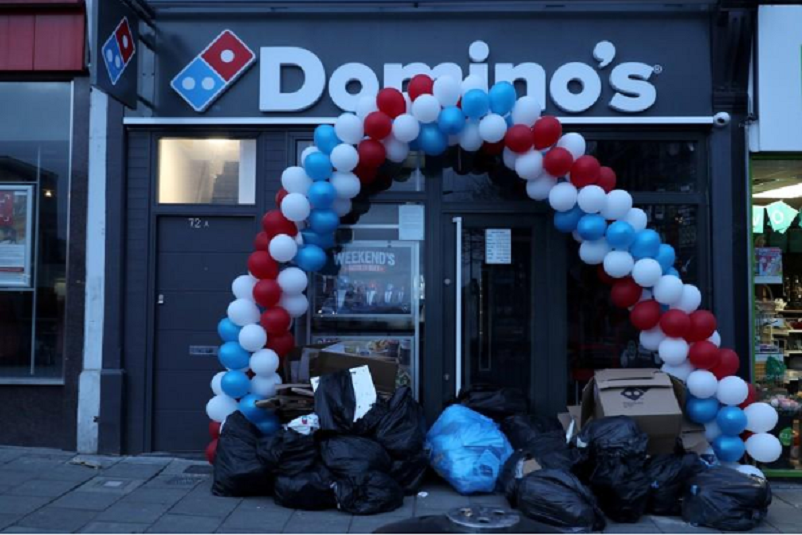 Domino's CEO retires amid talks to resolve franchisee row