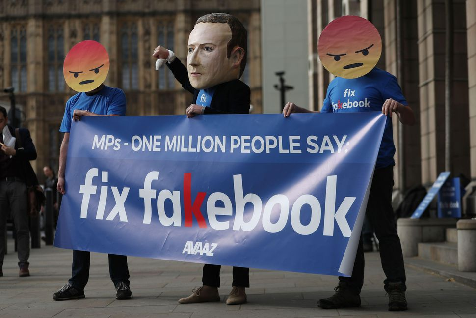 "Facebook says it didn't do enough to prevent ""offline violence"" in Myanmar"